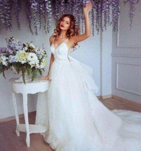 Свадебное платье , новое