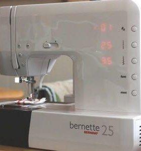Bernina Bernette 25 швейная машина