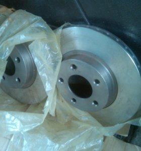 Тормозные диски новые ГАЗ