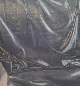 Бархат отрез 88 см x3.3 метра (новый)