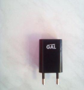Блок GAL зарядное устройство USB новый