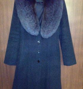 Зимнее пальто. 48 р
