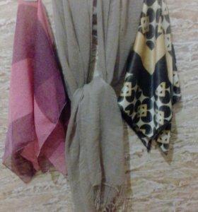 Платки и шарф