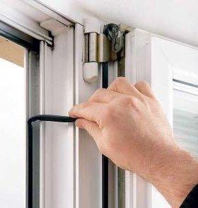Резина уплотнительная на окна