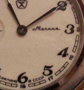 Часы карманные в идеальном состоянии
