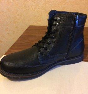 Зимние ботинки(новые)