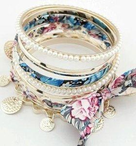 Шикарный набор браслетиков