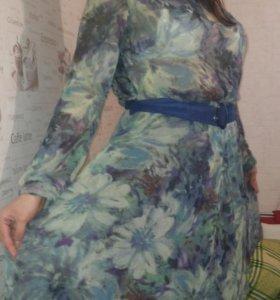 Платье 52-54 р