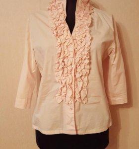 Блузка-рубашка от NARACAMICIE 46-48