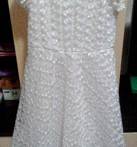 Платье рост 122-128