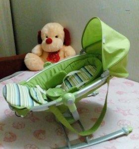 Электрокачели - Шезлонг детские