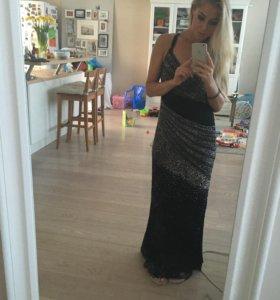 Вечернее платье размер  - s