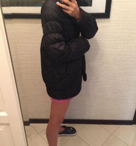 Стильная утеплённая куртка