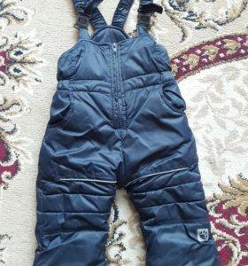Зимний комплект(куртка/комбинезон)