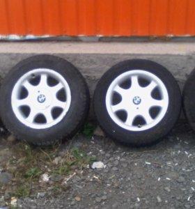 Колёса BMW 5/120 7J r15