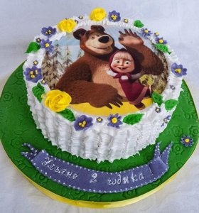 Фото на торты