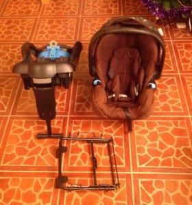 Teutonia автокресло, коляска люлька+ прогулка
