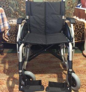 """Инвалидная коляска """"Бизон"""" (Германия , новая)."""