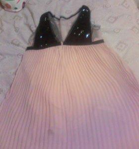 Платье в пол новое 48-50