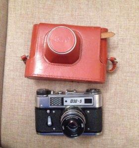 Ретро фотоаппарат ФЭД-5