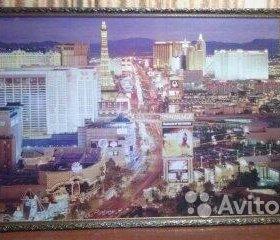 Картина из пазлов Лас-Вегас(6000 элементов)