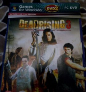 Компьютерная игра ,,Dead Rising 3''