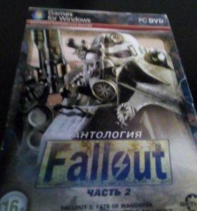 "Компьютерная игра ,,Fallout 3"""