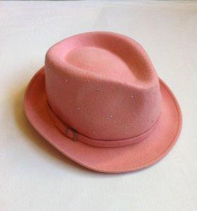 Итальянская женская фетровая шляпа