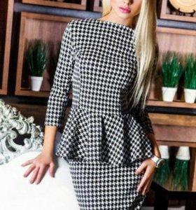 Костюм(юбка с кофточкой)