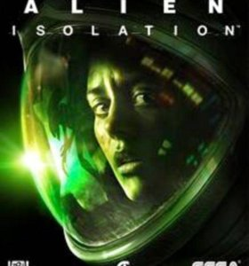 Игра Alien Isilation Xbox one