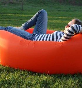 Надувной диван (биван) Ламзак новый