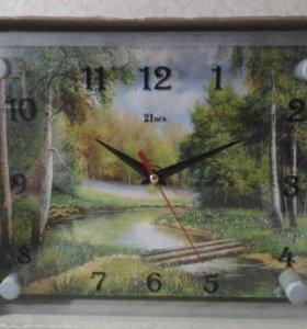 Часы новые электронные сюжет.