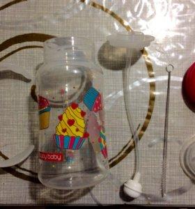 Бутылочка happy baby