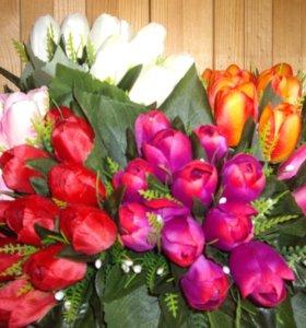 Продажа Искусственных цветов(доставка)