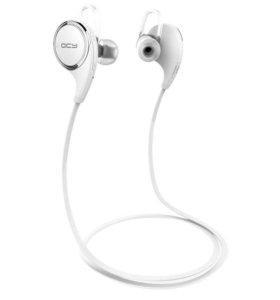 Bluetooth гарнитура QCY QY8, новая