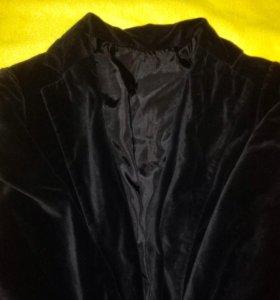 Бархатный пиджак