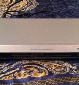 DVD проигрыватель SAMSUNG P365