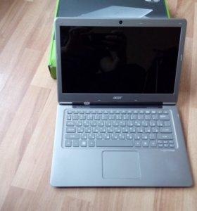 """Acer ультра бук 13.3"""" корпус метал"""