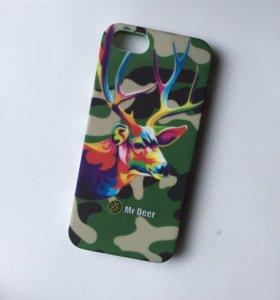 Новый чехол для iPhone 5/5S, SE