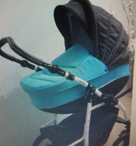 Детская коляска retrus f-lux 2 в 1