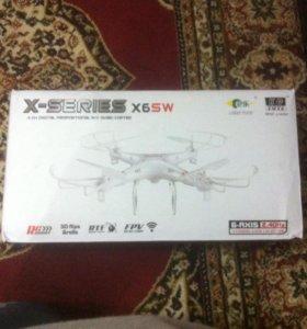 Квадрокоптер G-Matec x6sw без камеры