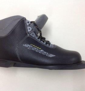 Ботинки лыжные SPINE Cross 75мм (натуральная кожа)