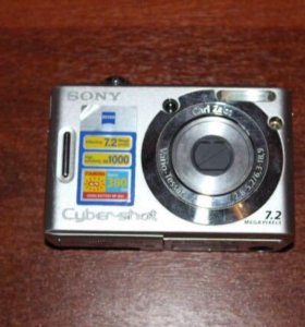 Фотоаппарат Sony Cybershot dsc-w35
