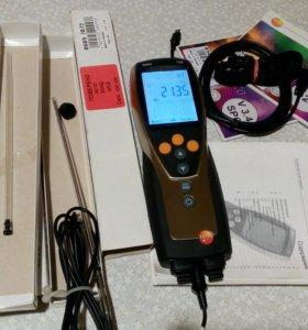 Testo 735-2 эталонный термометр.