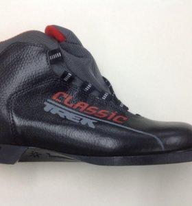 Ботинки лыжные TREK 75мм (натуральная кожа)
