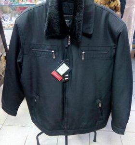 Новые зимние куртки мужские подстежка кролик