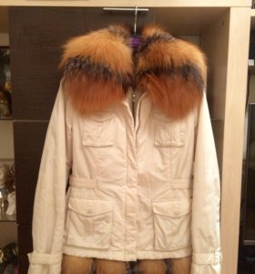 Куртка женская 2 в 1
