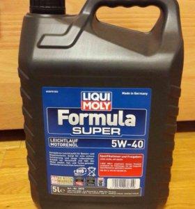 LIQUI MOLY Formula Super 5W-40