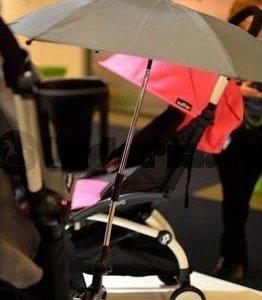 Складной зонтик для детской коляски, новый.
