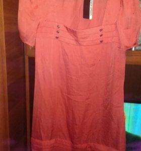 Платье праздничное новое 46-48